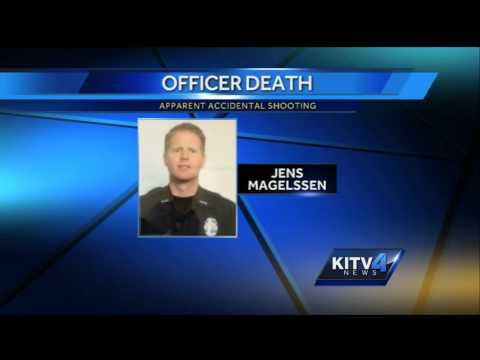 Honolulu police officer dies in apparent accidental shooting