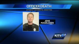 Honolulu police officer dies in apparent accidental shooting