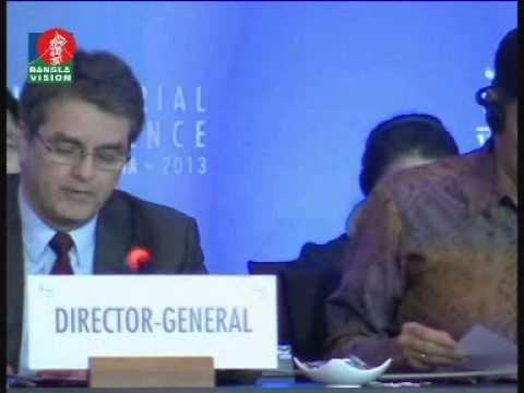 WTO 5 th Day 07.12.13 By Ziaul Hoque Sabuj