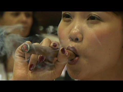 Cigar festival in Cuba - no comment