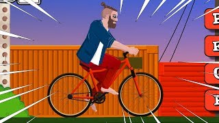 NOWE HAPPY WHEELS NA TELEFON | SHORT RIDE #admiros