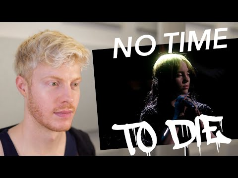BILLIE EILISH NO TIME TO DIE REACTION: Brit Awards, Trailer, & Official Audio