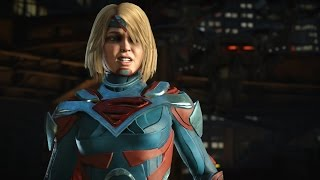 injustice 2 the gear system and combat changes you need to know ign live e3 2016