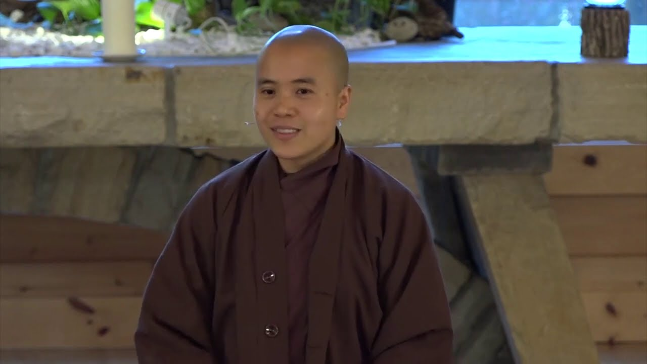Download Wake Up After Breakup | Dharma talk by Sister Boi Nghiem, 2020-08-16 at Magnolia Grove Monastery