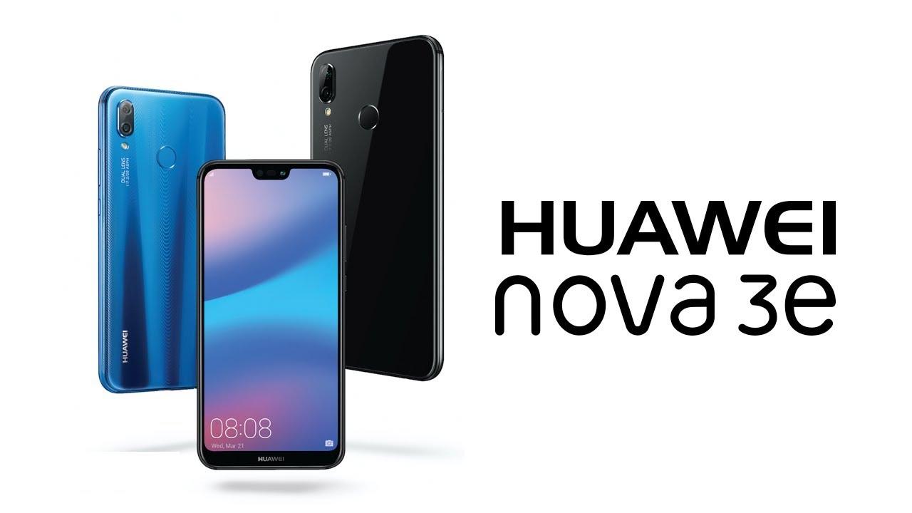 Huawei Nova 3e 64 Gb Blue At Jarir Bookstore Saudi Arabia Ksa