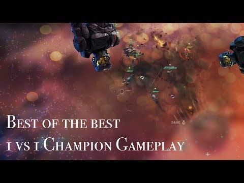Halo Wars 2: 1v1 High Level Champ Gameplay
