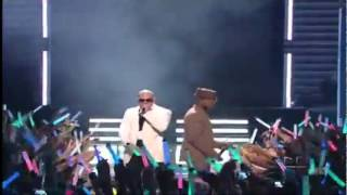 Pitbull - Give Me Everything ft. Ne-Yo, Afrojack, Nayer  LIVE!!