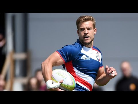 A melting pot of rugby sevens talent - Team GB