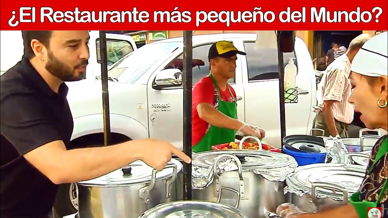 El restaurante m s peque o del mundo youtube for Como administrar un restaurante pequeno