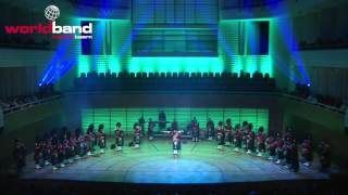 Video The Band of the Royal Regiment of Scotland @ World Band Festival Luzern 2015 download MP3, 3GP, MP4, WEBM, AVI, FLV Agustus 2018