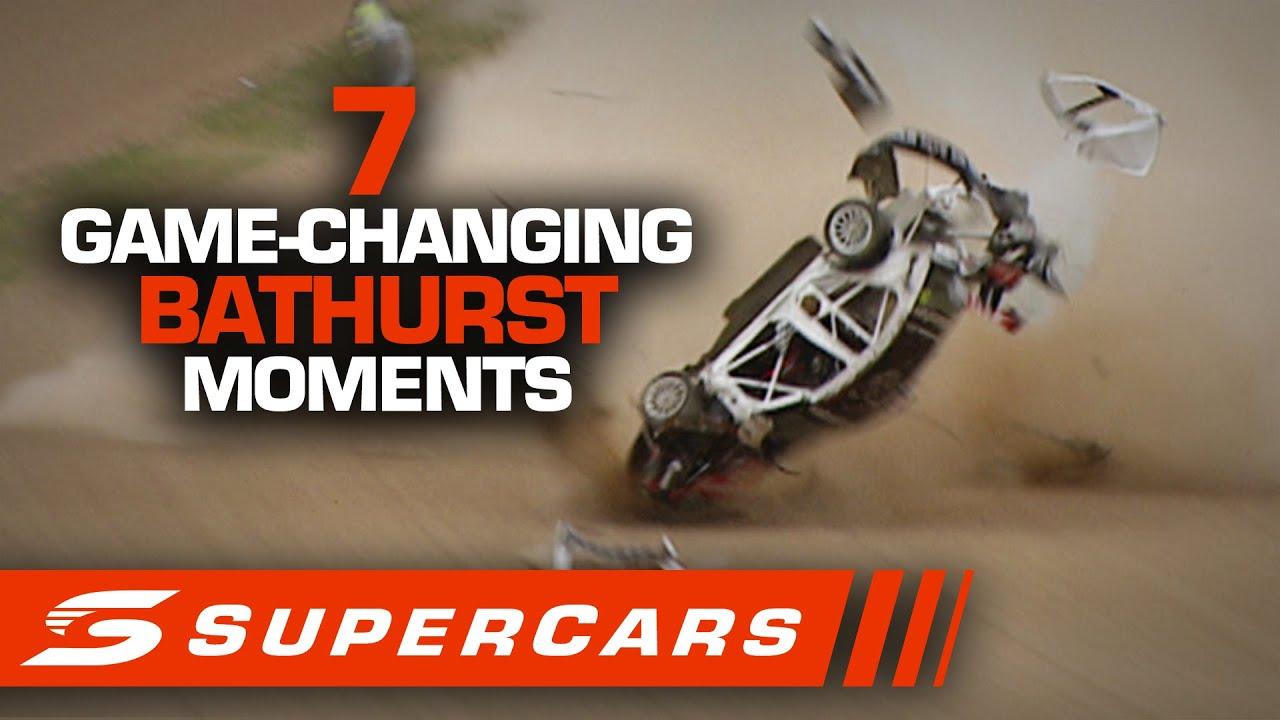FLASHBACK: 7 Game-changing Bathurst Moments - Supercheap Auto Bathurst 1000 | Supercars 2020