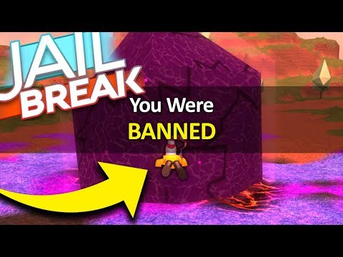THIS GLITCH BANS YOU FROM JAILBREAK..