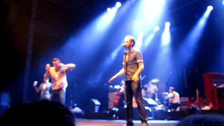 the baseballs i dont feel like dancing 29 10 2011 helmut list halle graz
