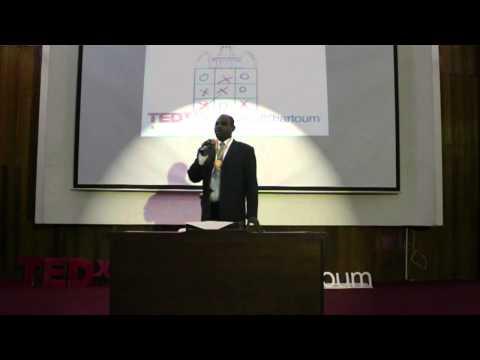 كأني أبصرت | Dr. El-Saddiq Mohammed Abdul-Haleim | TEDxUniversityofKhartoum