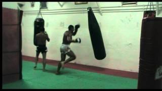 Giuseppe Patané Accademia Sicilia Muay Thai Part 2 2011
