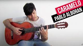 ACORDES CARAMELO PABLO ALBORAN GUITARRA FACIL (SOLAMENTE TU)