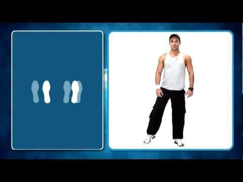 Reggaeton - Level 1 Basic Men´s Step (5/13) - Dance Academy