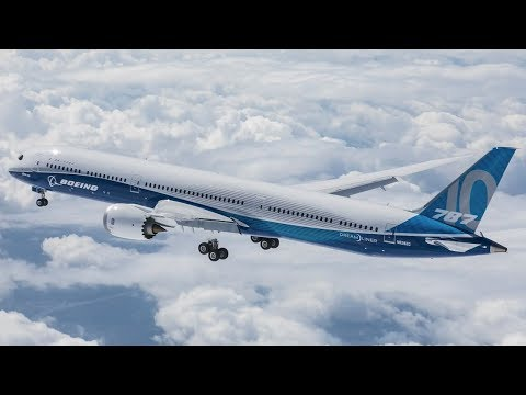 The BOEING 787-10