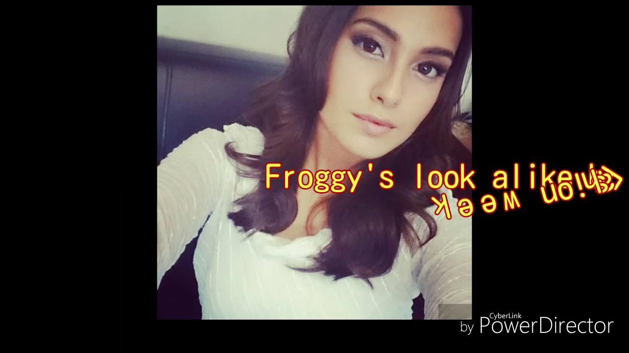 Meet Froggy Look Alike Sham Idrees YouTube