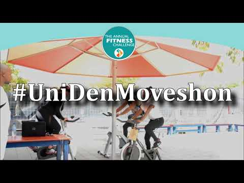 [Video Ad] Annual Fitness Challenge 2018   #UniDenMoveshon