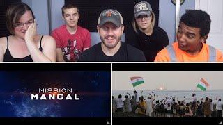 Mission Mangal | New Official Trailer REACTION! | Akshay, Vidya, Sonakshi, Taapsee