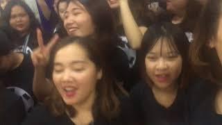 Mơ - Trịnh Thăng Bình quẩy cùng Poker trong tiệc sinh nhật Fc  17/12/17