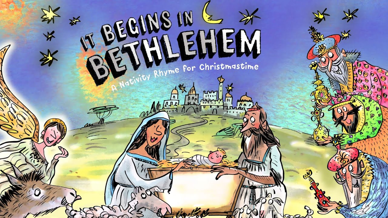 It Begins in Bethlehem