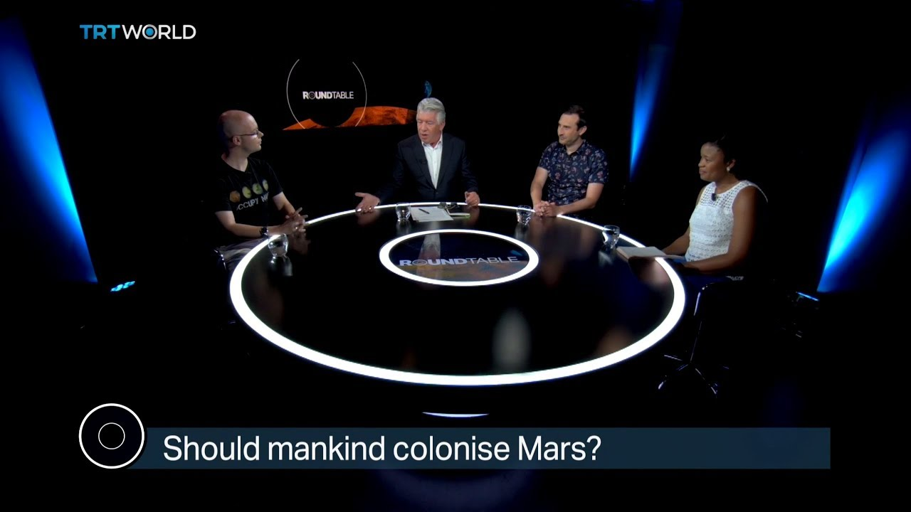 Should humanity colonise Mars? - Unified Field Theory .org 2017-08-06 15:24