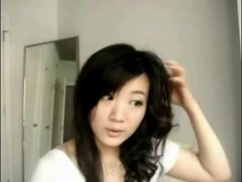 Video- Cách làm tóc xoăn đơn giản - Video Cach lam toc xoan don gian - eva.vn.flv