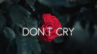 """DON'T CRY"" Trap Beat Instrumental 