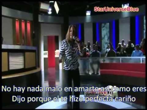 Dra Ana Maria Polo Canta  Lady Gaga (Subtitulado) Caso Cerrado