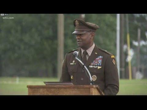 Fort Jackson Honors Fallen Service Members On Memorial Day