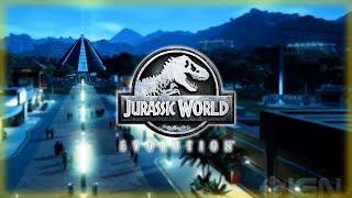 QUICK LOOK 01 - INNOVATION CENTER! Jurassic World Evolution GAMEPLAY!