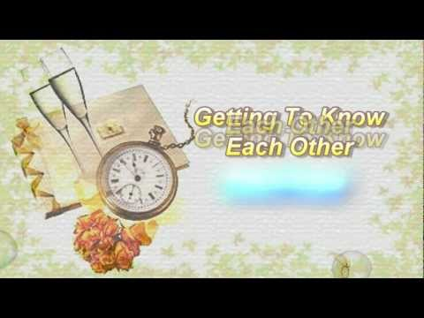 Getting To Know Each Other by Gerard Kenny
