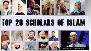 List Of Famous Scholars