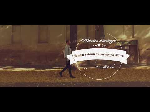 Pintér Béla - Minden lehetséges (szöveges videó)