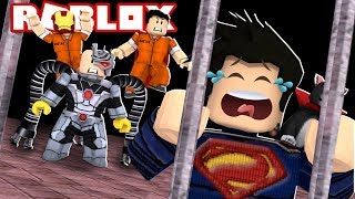 SUPER HEROES SAVED THE DAY | ROBLOX-Obby Super Hero Adventure