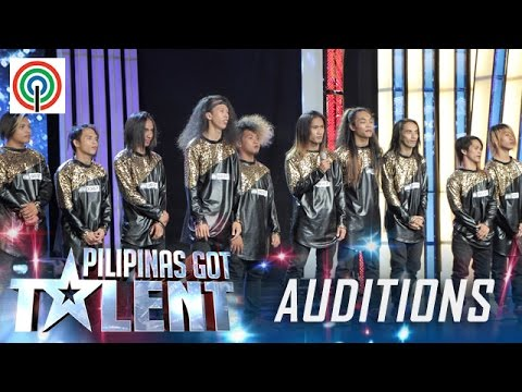 Pilipinas Got Talent Season 5 Auditions: DMX Comvalenoz - Hiphop Dance Group