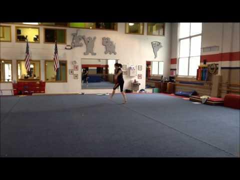 Gym Express Rec Team 2014 Fx Long Tall Sally