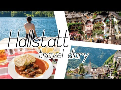 HALLSTATT AUSTRIA | Travel Diary Summer 2016