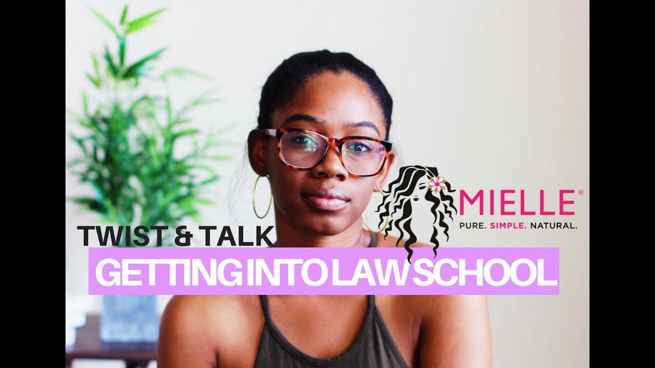 Twist & Talk | How To Get Into Law School