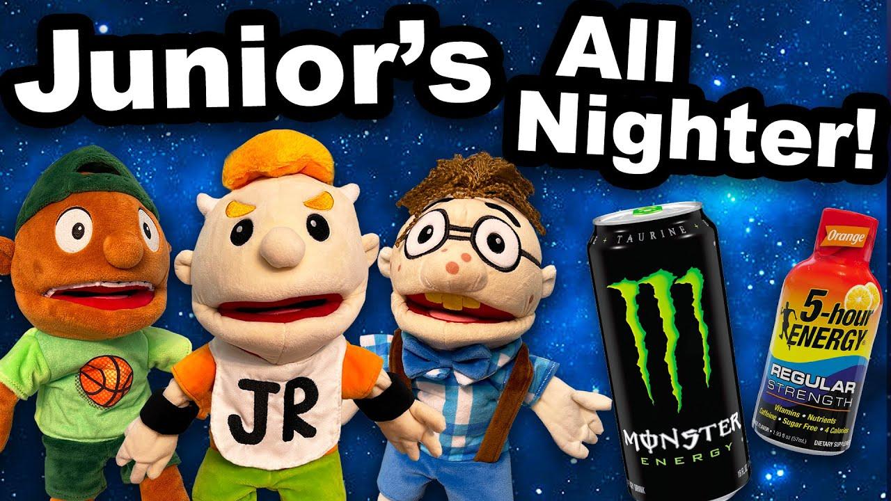 Download SML Movie: Junior's All Nighter!