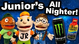 SML Movie: Junior's All Nighter!