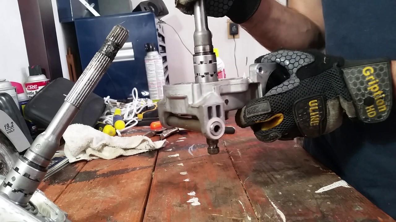 Chevy Cobalt Rattle in Steering
