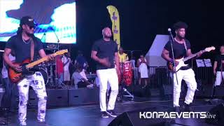 NU LOOK - WHY NOW Live Performance @ Palm Beach Haitian American Festival 2018