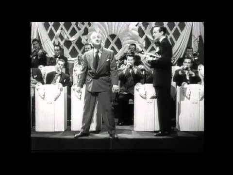 Jimmy Durante                  and Harry James             'Inka Dinka Doo'
