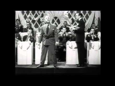 Jimmy Durante                  and Harry James             'Inka Dinka Doo'