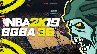 "NBA 2K19 'GGBA' Season 2 Fantasy League - ""Trail Blazers vs Grizzlies"" - Part 36 (CUSTOM myLEAGUE)"