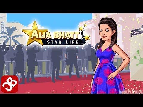 Alia Bhatt: Star Life - iOS / Android - Gameplay Video