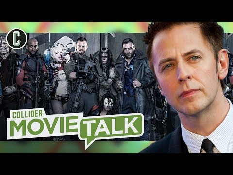 James Gunn Officially Signs on to Direct Suicide Squad 2 - Movie Talk